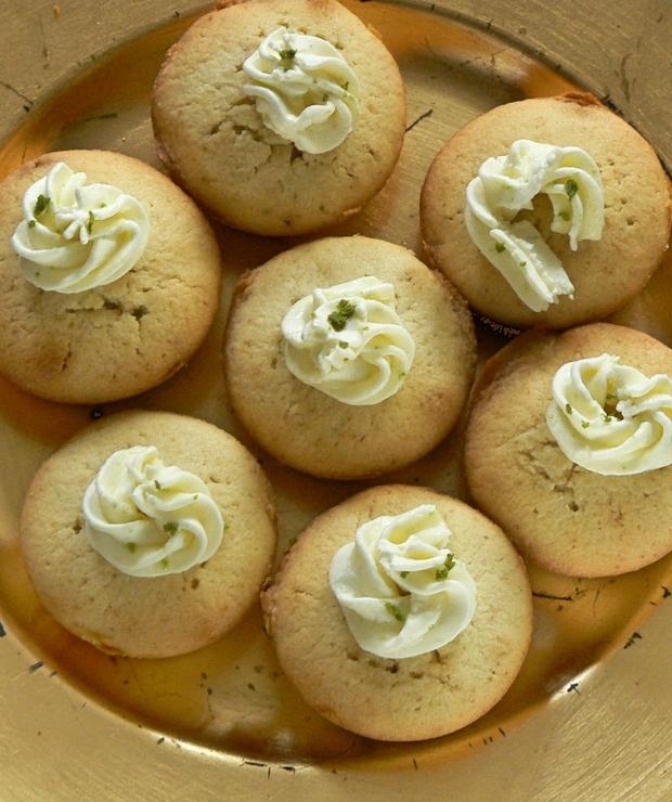 Idealny przepis na imprezę: muffiny gin & tonic - Muffiny i babeczki