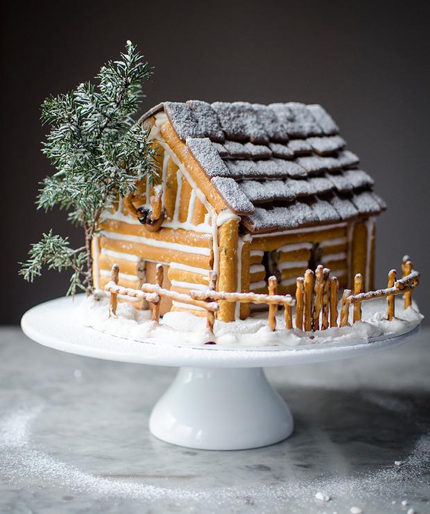 Świąteczna gorączka i domek z piernika Vol. 2 - Pierniki