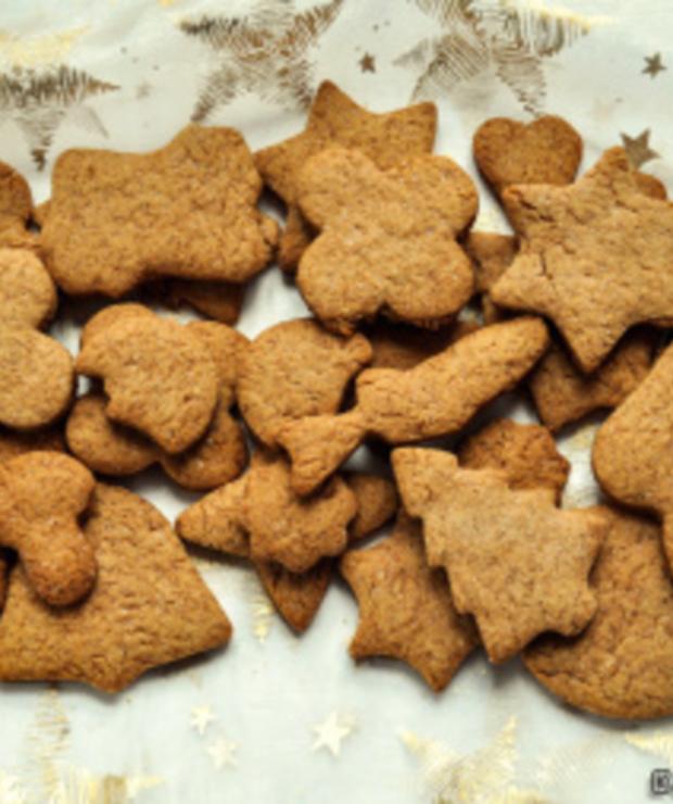 Pomysły na jadalne świąteczne prezenty - Ciastka