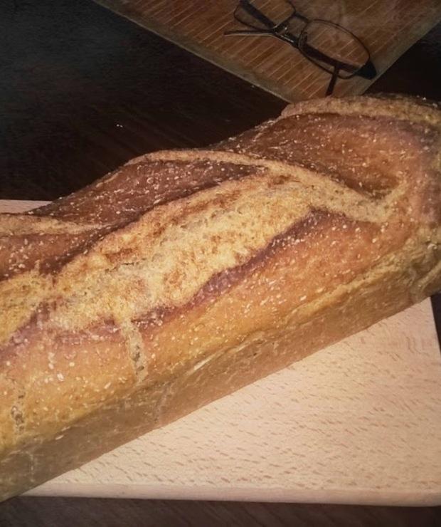 Chleb żytni jasny na zakwasie :) - Chleby