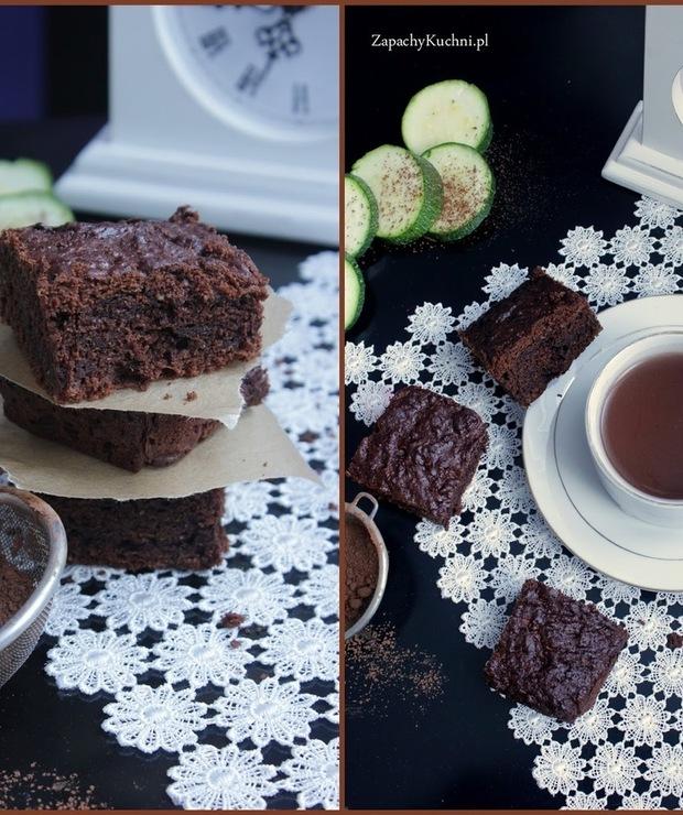 Mega kakaowe ciasto cukiniowe  - Inne