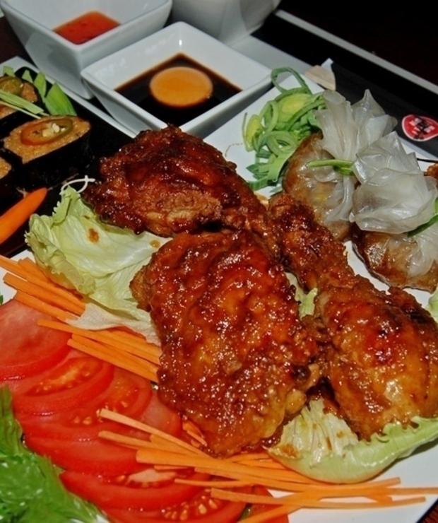 Kurczak po Japońsku - Drób