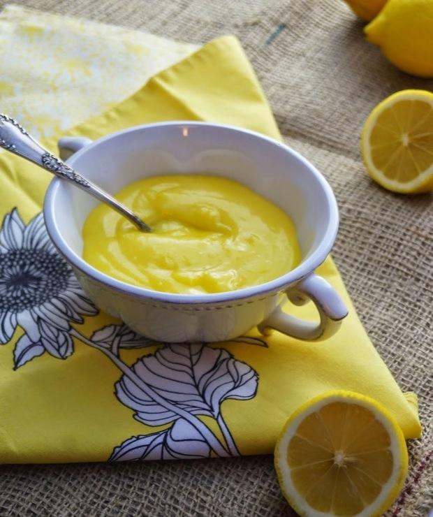 Lemon curd, krem cytrynowy - Kremy