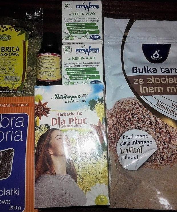 Stragan Zdrowia - Produkty