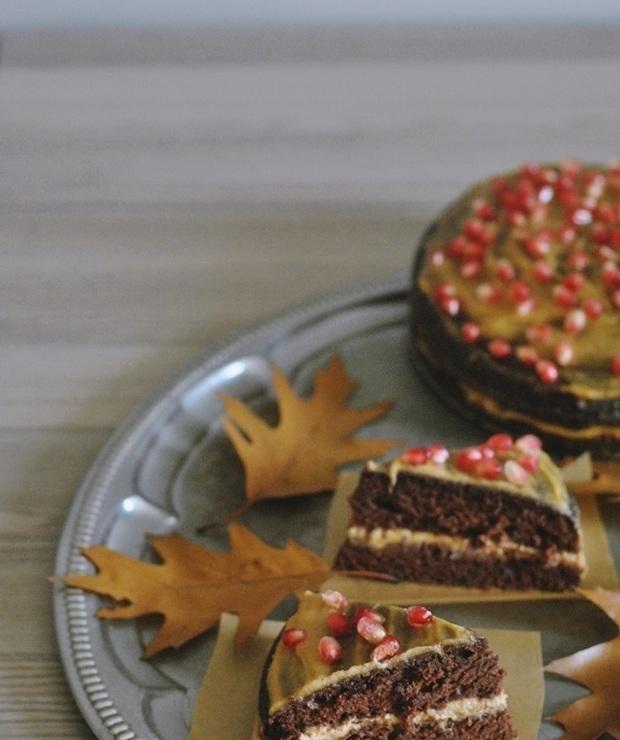 Wegański tort idealny - Torty