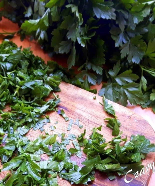 Zioła ogrodowe na zimę - Warzywne