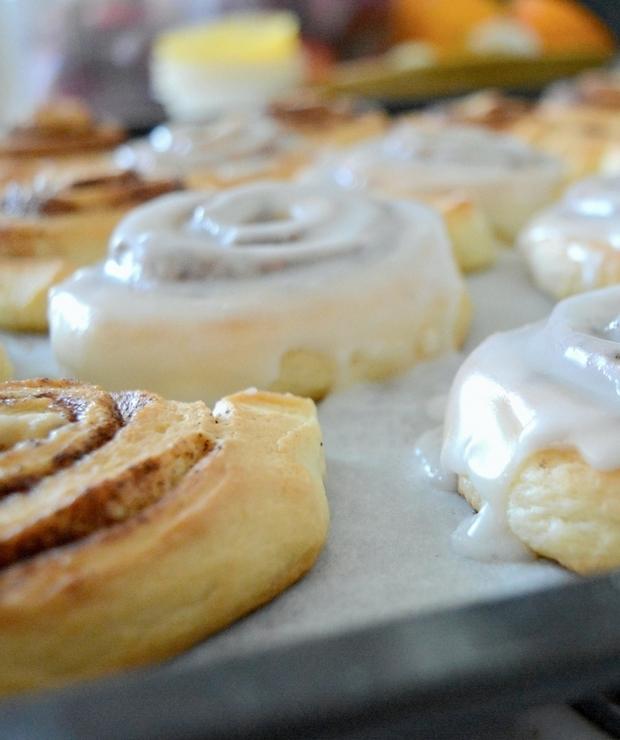 Ciasto na szwedzkie bułeczki - Drożdżówki