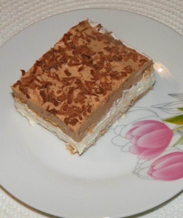 Czekoladomisu – smaczne i szybkie ciasto bez pieczenia - Bez pieczenia