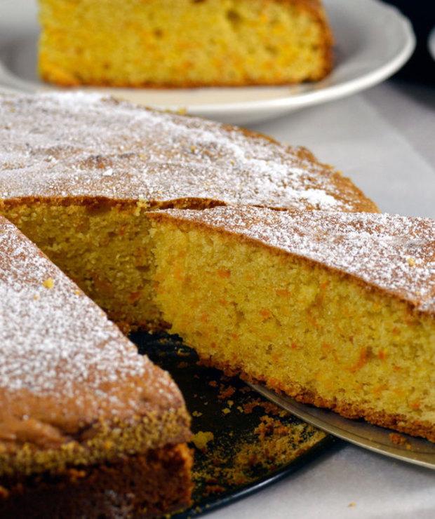 Ciasto dyniowo-migdałowe - Inne