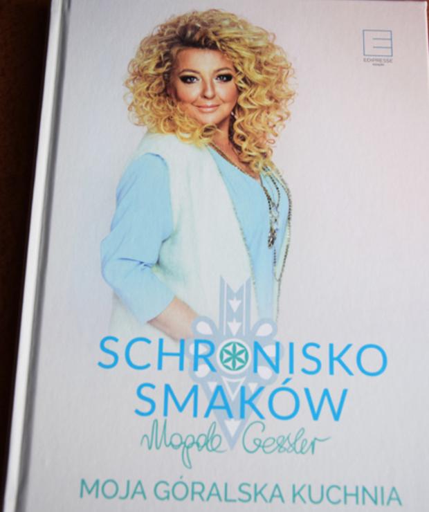 """""""Schronisko smaków"""" Magda Gessler  - Produkty"""