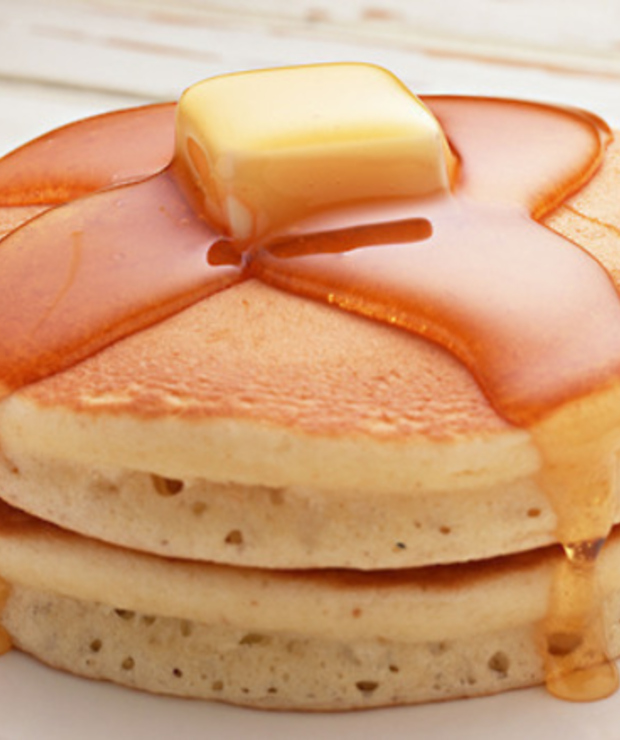Pancakes. - Na gorąco