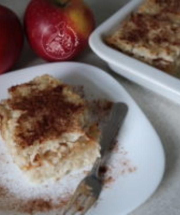 Cynamonowy ryż zapiekany z jabłkami - Inne
