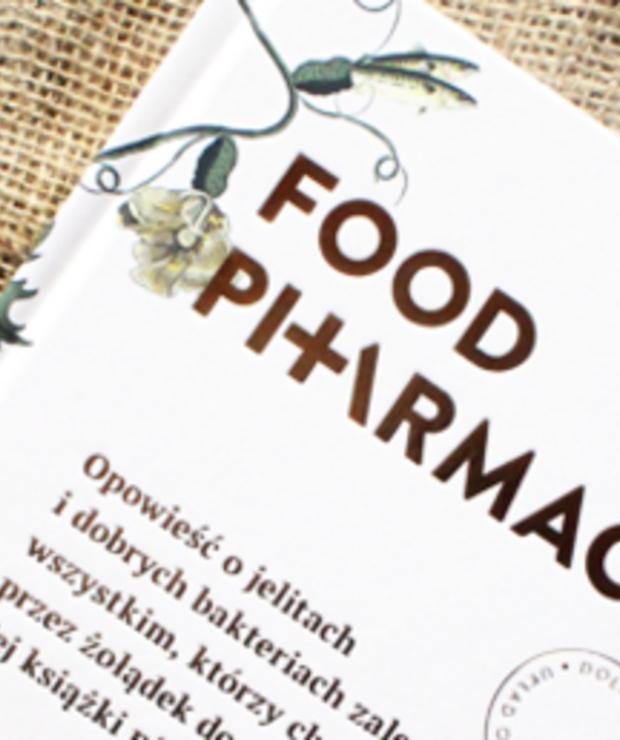 """"""" Food Pharmacy """" recenzja książki  - Produkty"""