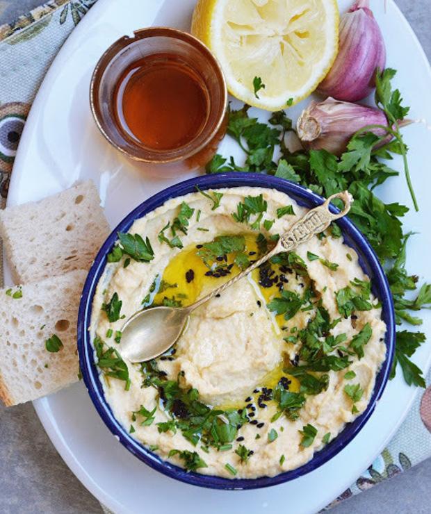 Hummus - Na zimno