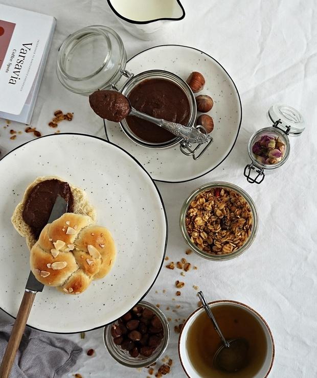 Domowy krem czekoladowo-orzechowy z daktylami - Inne