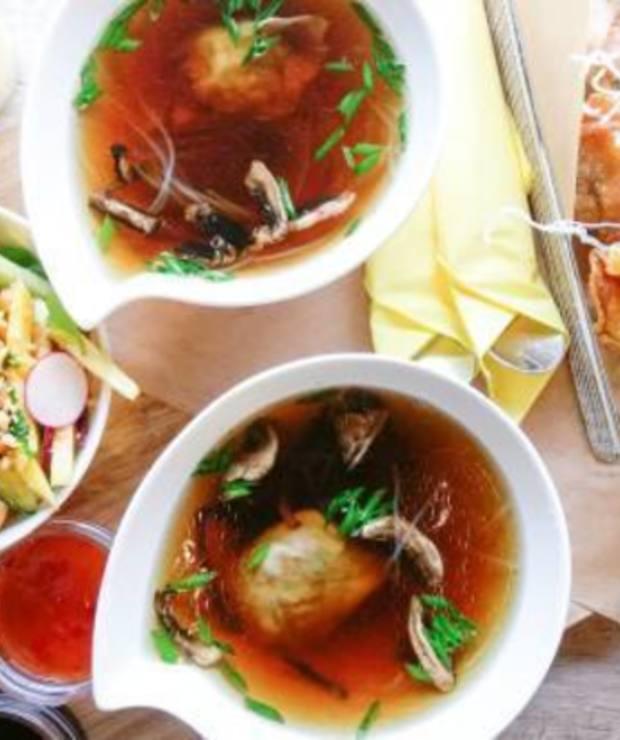 Pełną Parą na Nowo w Warszawie - pyszna kuchnia azjatycka - Lokale gastronomiczne