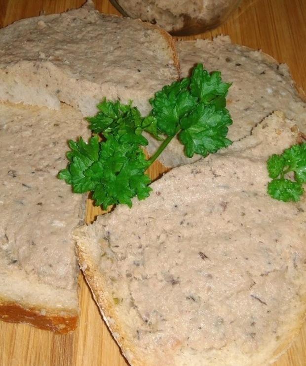 DOMOWY PASZTET W SŁOIKU - Pasty do chleba
