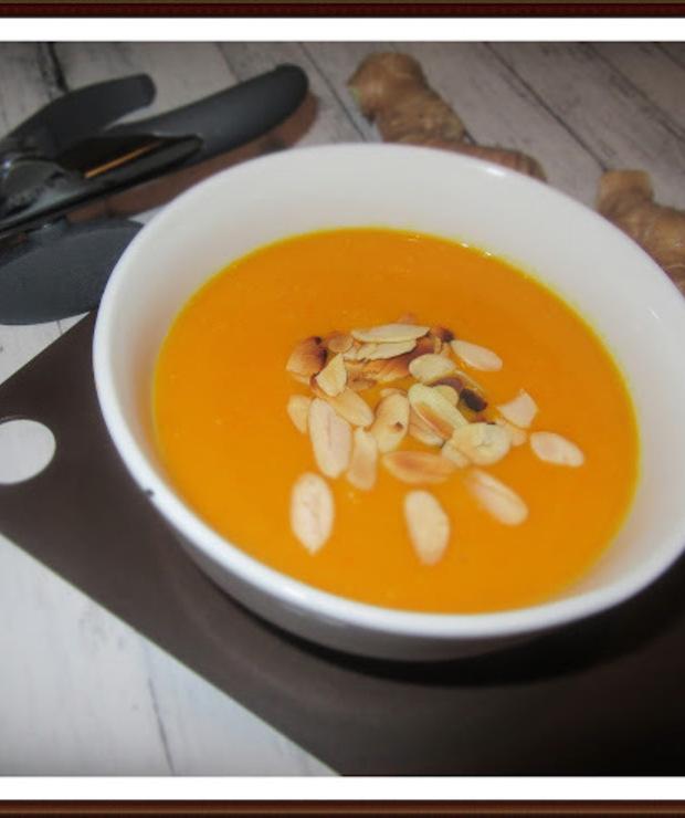Krem z Dyni z Nutą Pomarańczy - Z warzywami