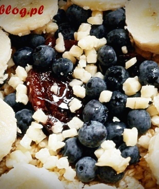 Owsianka na słodko – zdrowe i pożywne śniadanie - Musli i podobne