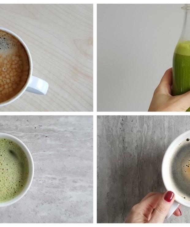 Zdrowe napoje energetyczne - Zimne