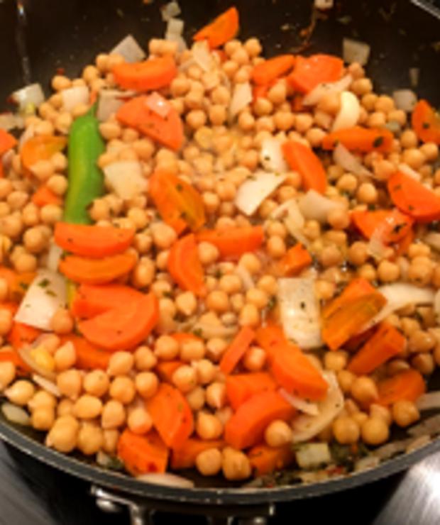 Curry z warzyw i ciecierzycy - Inne