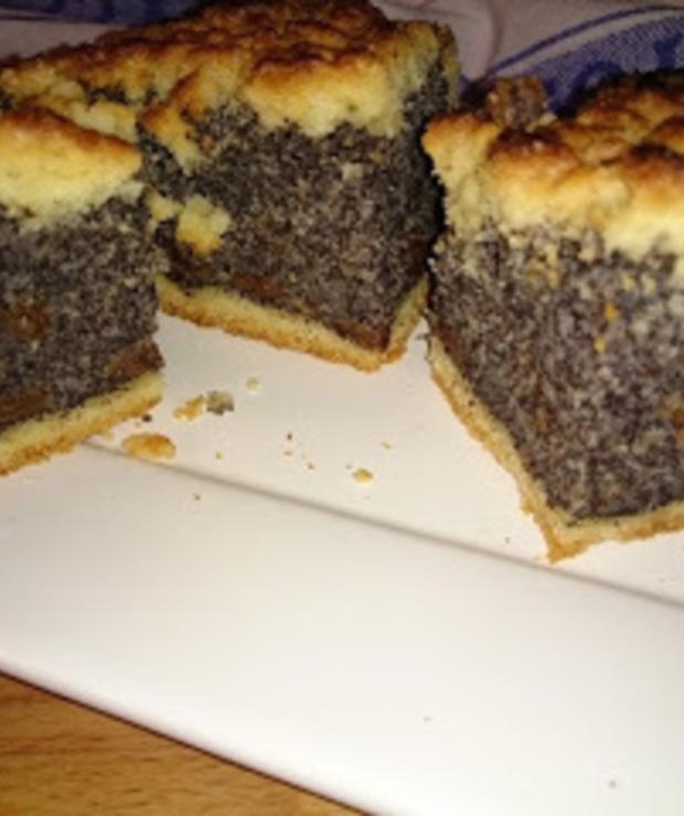 ciasto makowe - Makowce