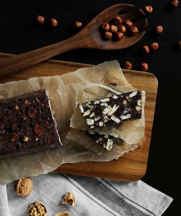 Blok czekoladowy FIT - Desery i ciasta