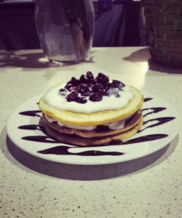 pancakes - Na gorąco