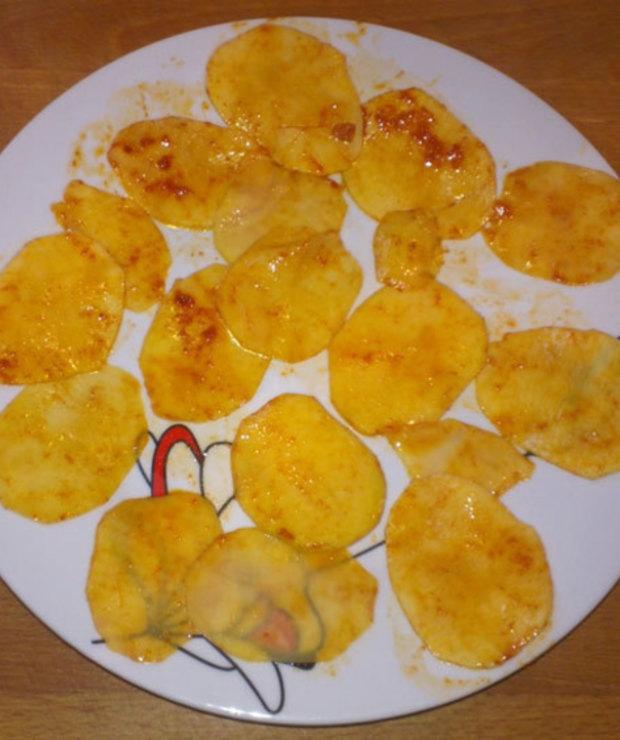 Chipsy w 3 minuty - Na zimno