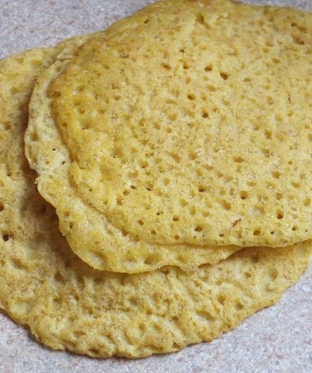 Placki jaglano-kukurydziane – detox jaglany - Placki i placuszki