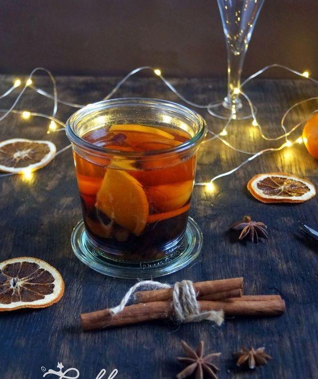 Nalewka na Boże Narodzenie - Alkoholowe
