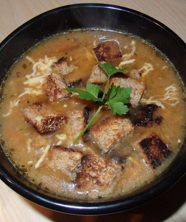 Zupa bakłażanowa - Kremy