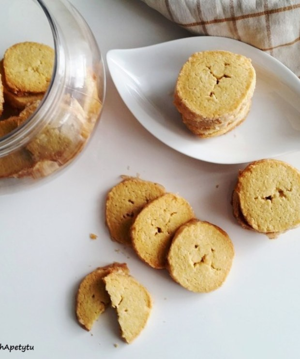 Kruche ciasteczka fryzyjskie - Ciastka