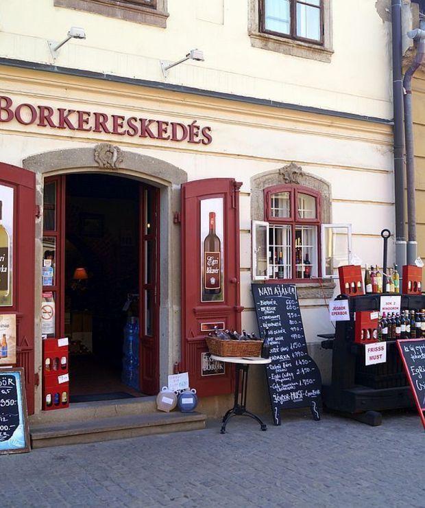 Eger - na węgierskim winnym szlaku - Potrawy
