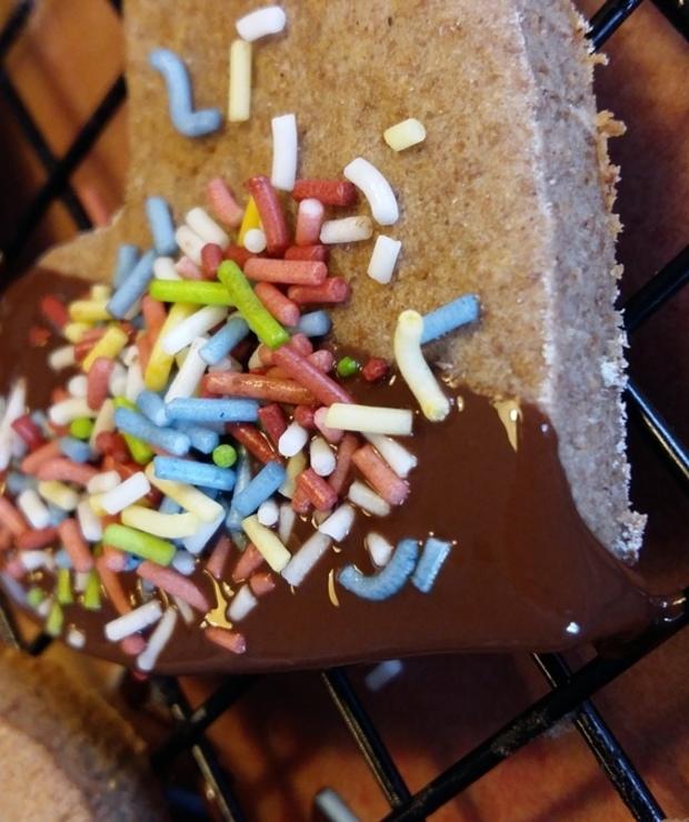 Migdałowe ciasteczka - Ciastka