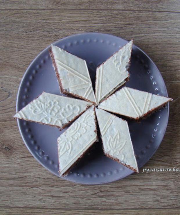 Domowy wafel czekoladowy bez mlek w proszku - Inne