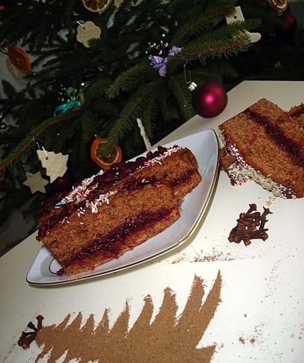 Piernik bożonarodzeniowy - Pierniki