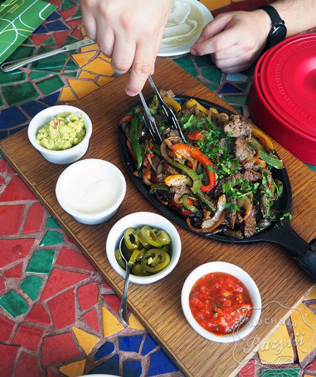 Restauracja Blue Cactus – Warszawa - Lokale gastronomiczne