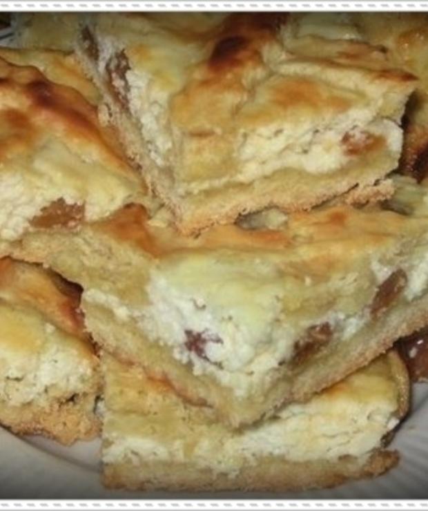 Proste ciasto piaskowe z twarogiem - Inne