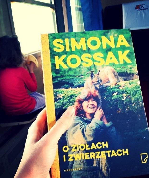 """""""O ziołach i zwierzętach"""" Simony Kossak, cukier fiołkowy i ocet fiołkowy - Inne"""