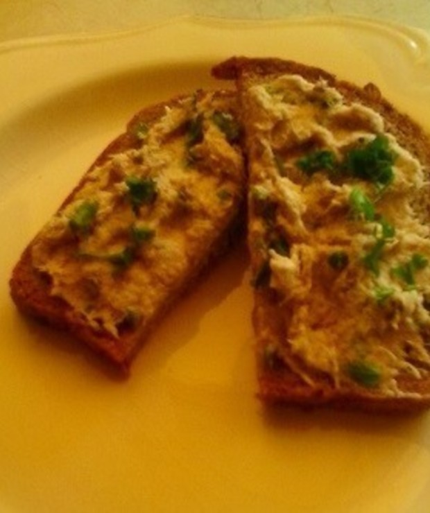 Pasta z makreli - Pasty do chleba