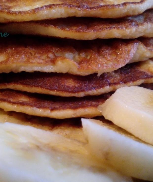 Placki dietetyczne z banana - Inne