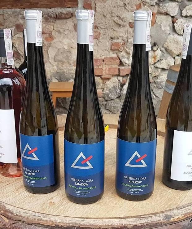 Winnica Srebrna Góra - Alkoholowe