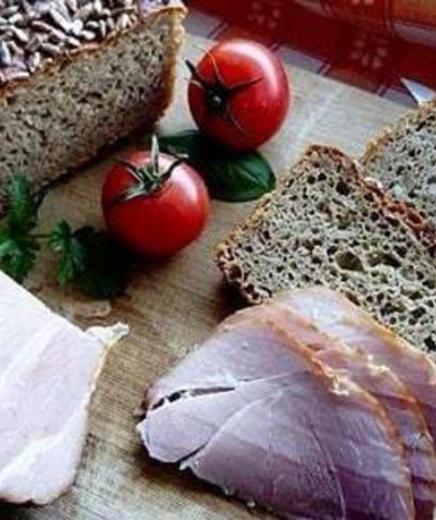 Chleb pszenno-orkiszowy - Chleby