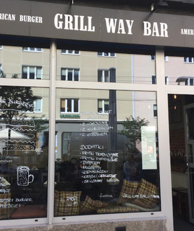 Grill Way Bar Gdynia - Lokale gastronomiczne
