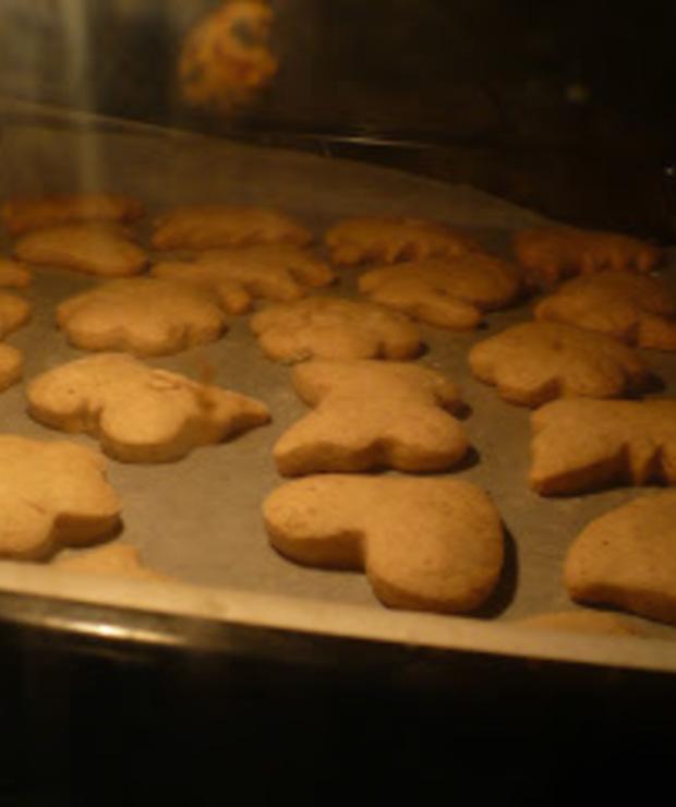 Rodzinne pierniczki (dojrzewające dzień) - Ciastka