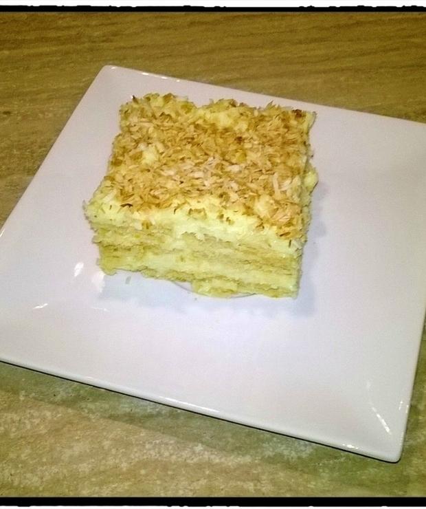 Raffaello – deser bez pieczenia - Bez pieczenia