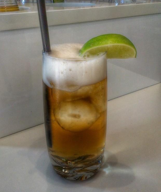 Drink miesiąca! (sierpień'14) – czyli czas połączyć rum z imbirem w różnych postaciach - Zimne