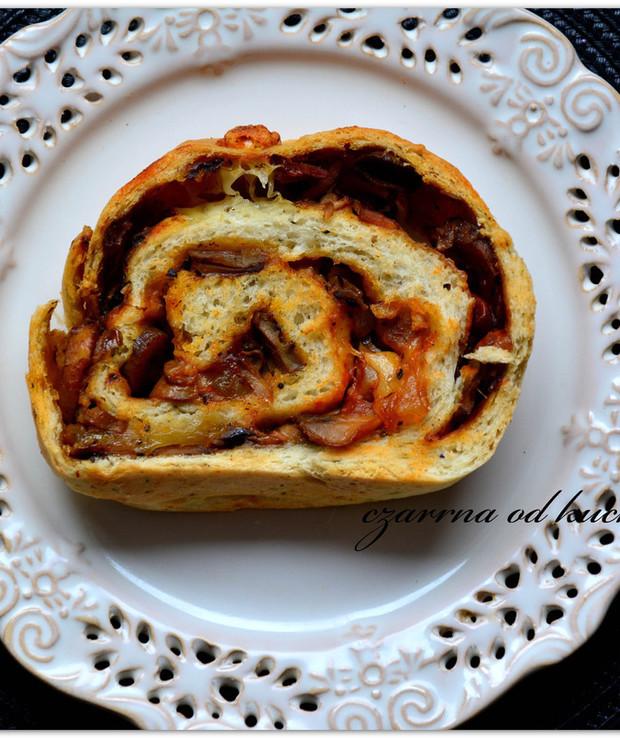 Pizzowy strudel - Pizza i calzone