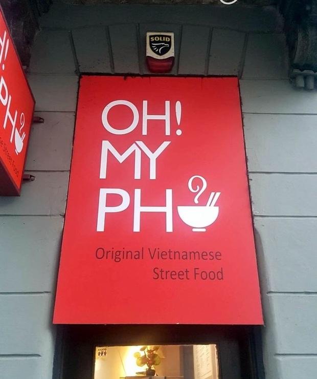 Oh! My Pho - viet street food w Warszawie - Lokale gastronomiczne